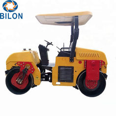 3 Ton Road Construction Machinery 3000kg Double Drum Asphalt Road Roller